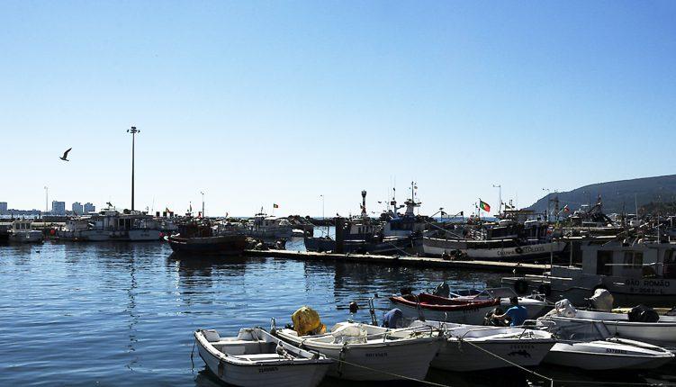 Doca dos Pescadores em Setúbal