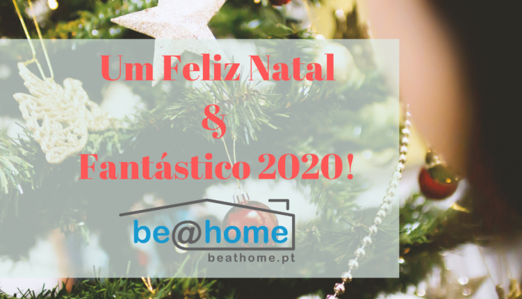 Feliz Natal da be@home
